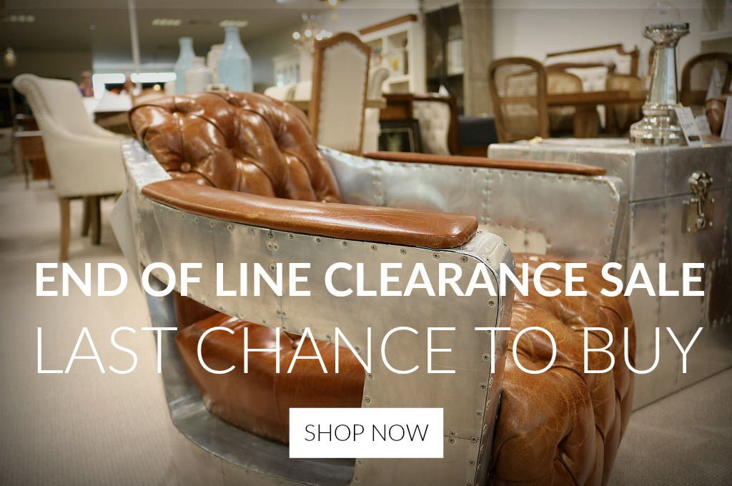 END OF LINE CLEARANCE SALE