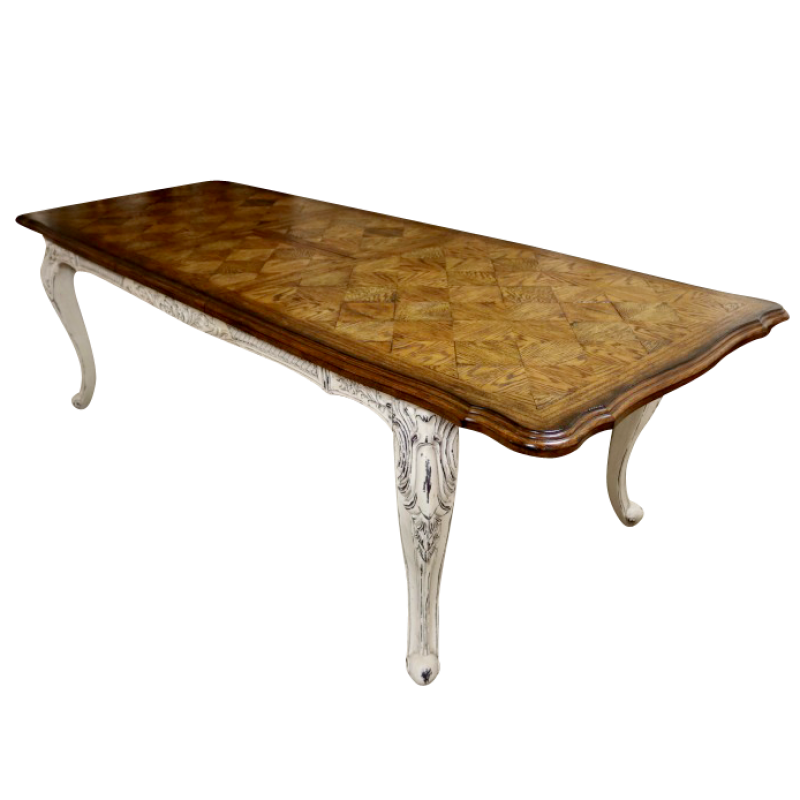 European Design Louis XV Parquetry Extension Dining Table  : fdt ext 21 from www.europeandesign.com.au size 800 x 800 png 298kB