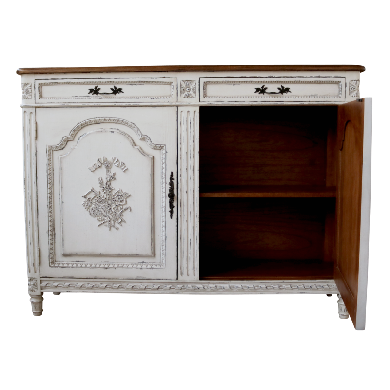 European Design French Louis Xvi Sideboard
