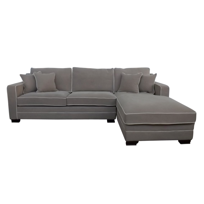 European Design Linen Modular Sofa Suite