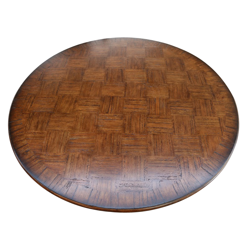 European Design Round Pedestal Dining Table with Parquetry Top : rpdt p 5 from www.europeandesign.com.au size 800 x 800 png 685kB