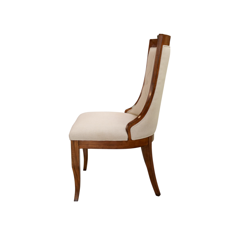 European Design French Provincial Tufted Dining Chair