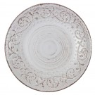 Rustic French Dinner Plate