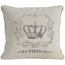 La Couronne Throw Cushion
