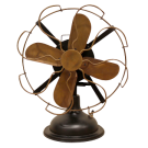 Vintage Style Decorative Fan