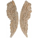Ceramic Wall Mounted Angel Wings