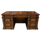 French Pedestal Desk