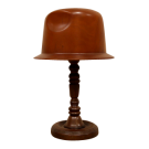 Trilby Hat Block