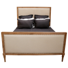 Marseilles King Size Bed