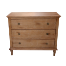 Marseilles Chest in Light Oak