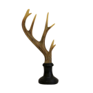 Decorative Antler on Stand