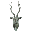 Electroplated Reindeer Wall Mount