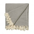 French Tassel Throw Rug