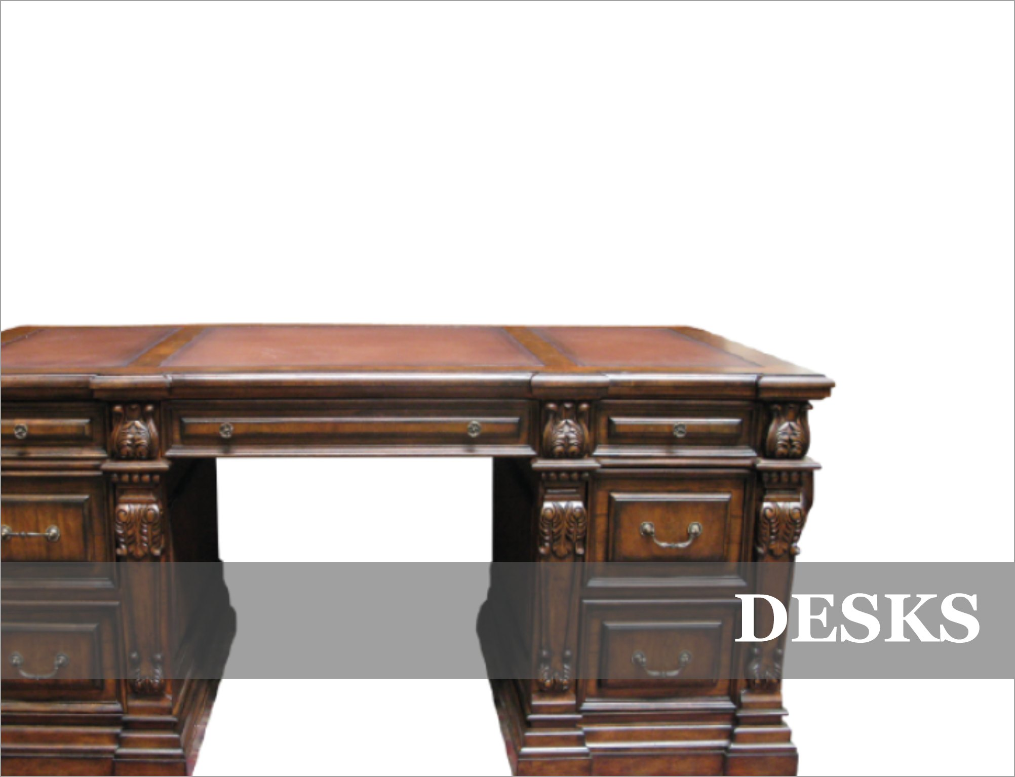 French Provincial Desks
