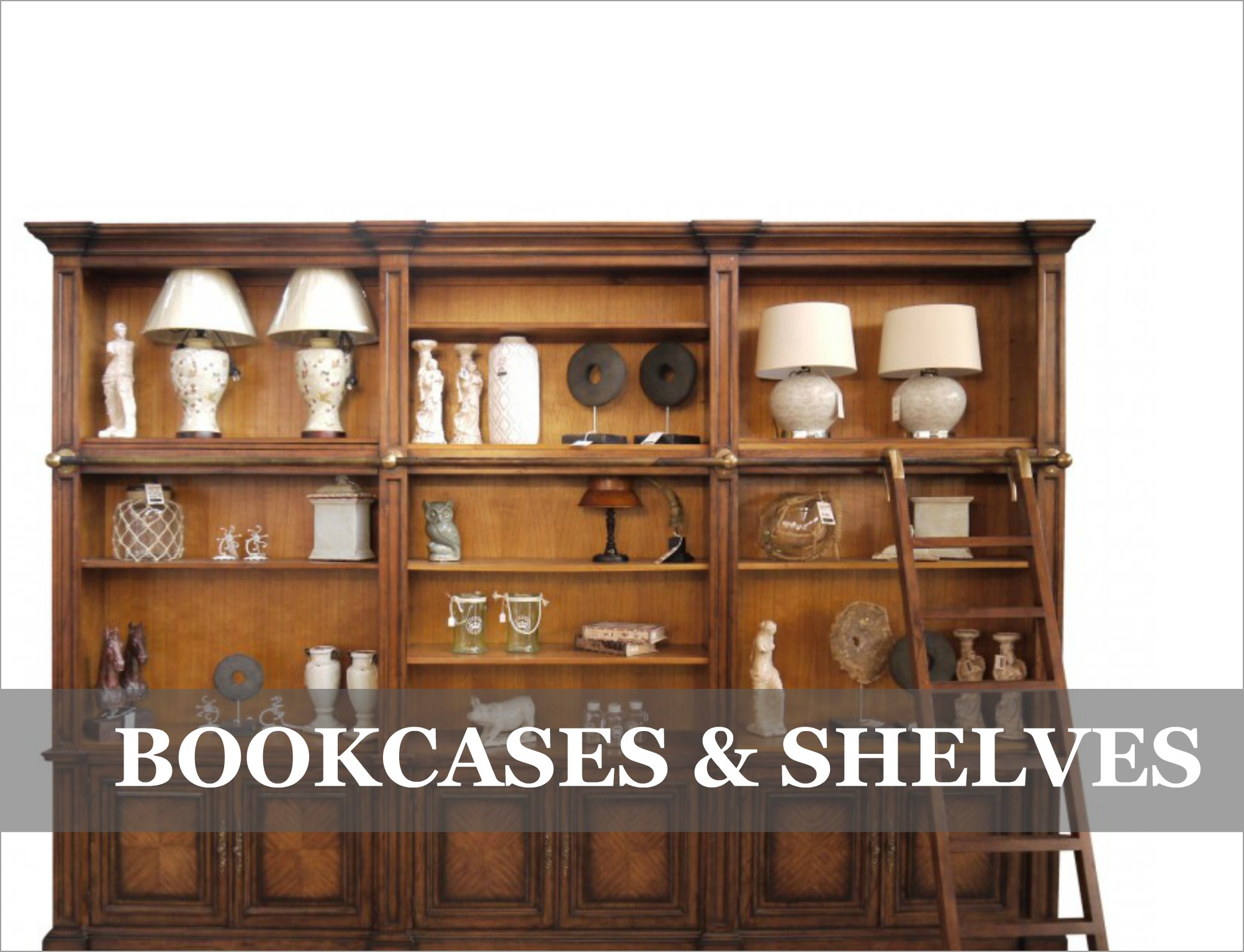 French Provincial Bookcases Bookshelves Storage Furniture