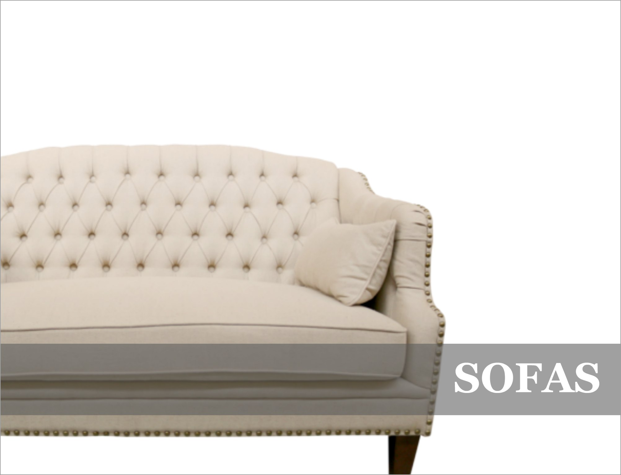 French Provincial English Sofas